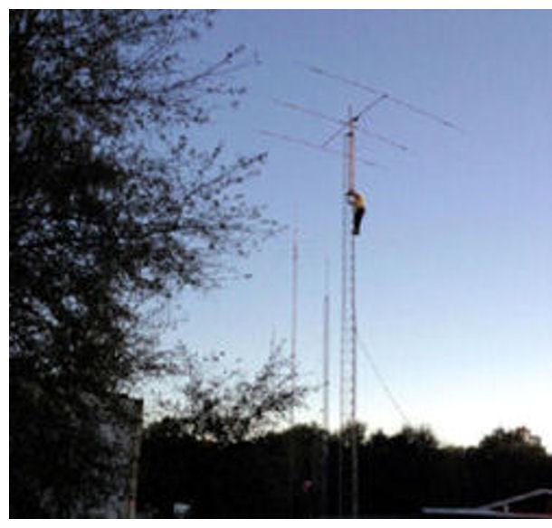 3 antennas